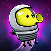 Doodle Jump Space Chase