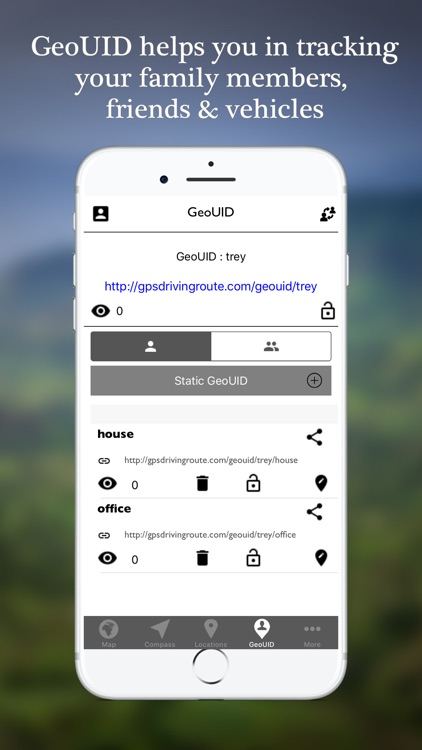 GPS Driving Route® screenshot-4