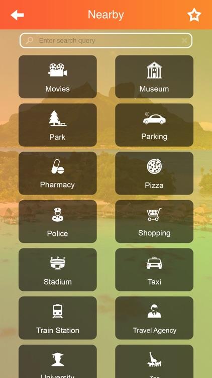 Tahiti Island Vacation Guide screenshot-3