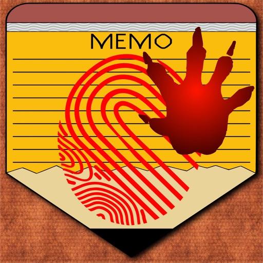 Finger ID Memo +