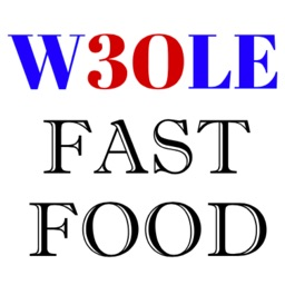 Whole 30 Diet : Fast Food App
