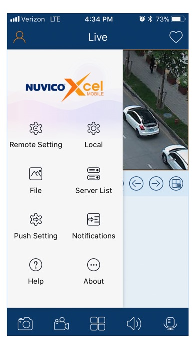 Image of Nuvico Xcel Mobile for iPhone
