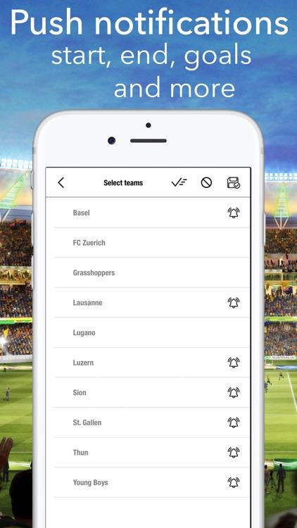 Football Results Super League screenshot-3