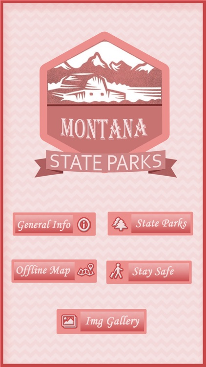 Montana - State Parks Guide screenshot-0