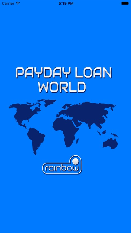 Payday Loan World