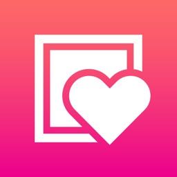 ピクチャーボード〜お気に入り画像を自動コレクション