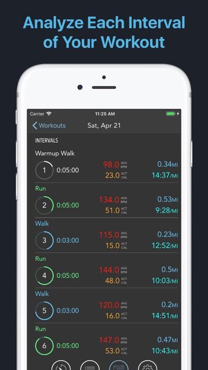 Intervals - HIIT Workout Timer screenshot-3