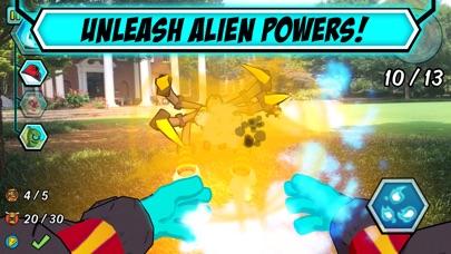 Alien Experience phone App screenshot 5