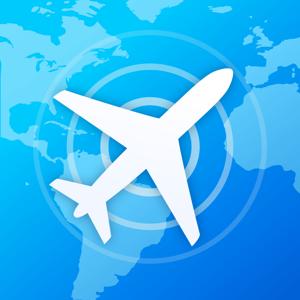 The Flight Tracker Pro app