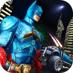 Flying Bat Hero Simulator