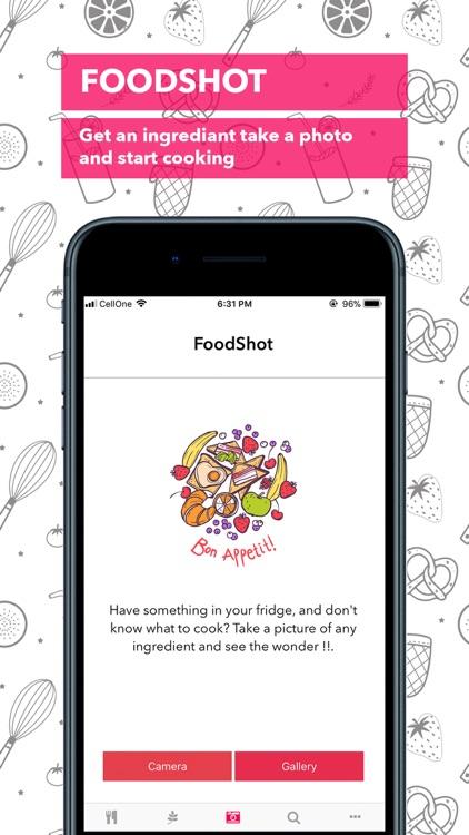 Food Book Recipes screenshot-4