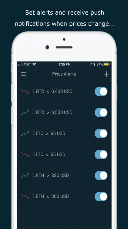 Cryptonaut - Crypto Tracker screenshot-3