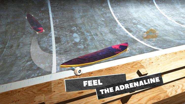 True Touchgrind Skate Race 3D