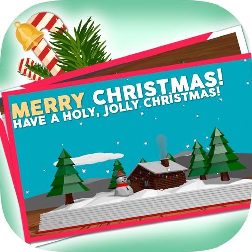 Make animated Christmas Wishes