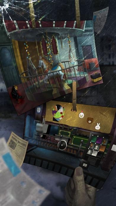 脱出ゲーム ホラー幽霊遊園地からの脱出紹介画像4