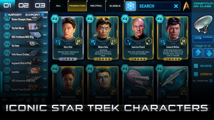 Star Trek Adversaries screenshot-2