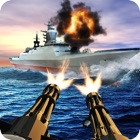 Helicopter Gunner: Sea Battle Real War Game icon