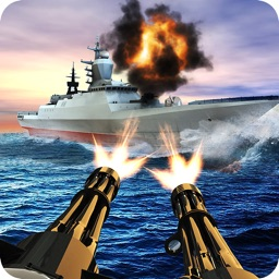 Helicopter Gunner: Sea Battle Real War Game