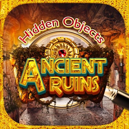 Hidden Objects Ancient Ruins
