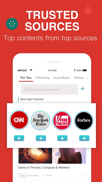 News Break: Local & World Now screenshot-3