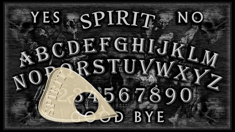 3D Spirit Board