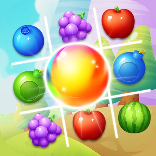 Download Fruit Crush Land: Match 3 Game free for iPhone, iPod and iPad