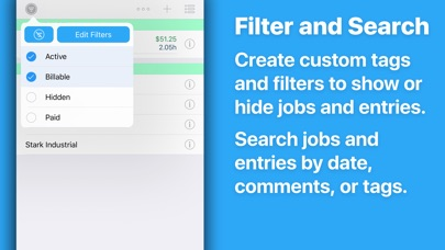 HoursTracker: Hours and Pay app image