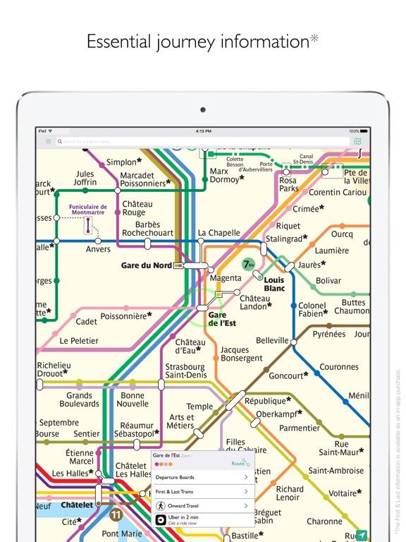 Paris Metro Map App.Paris Metro Map And Routes App Price Drops