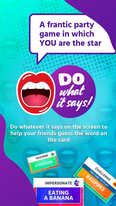 Do What It Says! screenshot one