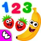 数字 子供 ゲーム3-5: 幼児 知育 数学 算数 icon