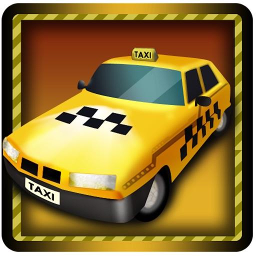 мир стоянка такси и трафик игра-головоломка