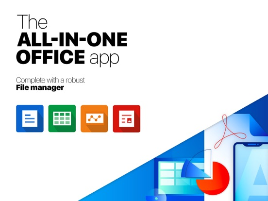Screenshot #1 for OfficeSuite PRO Mobile Office
