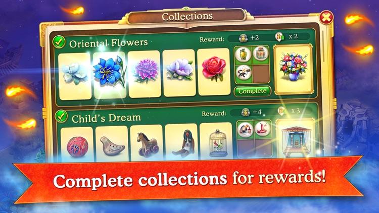 Cradle of Empires Match-3 Game screenshot-3
