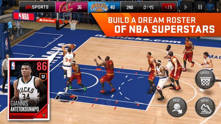 NBA LIVE Mobile Basketball screenshot-4