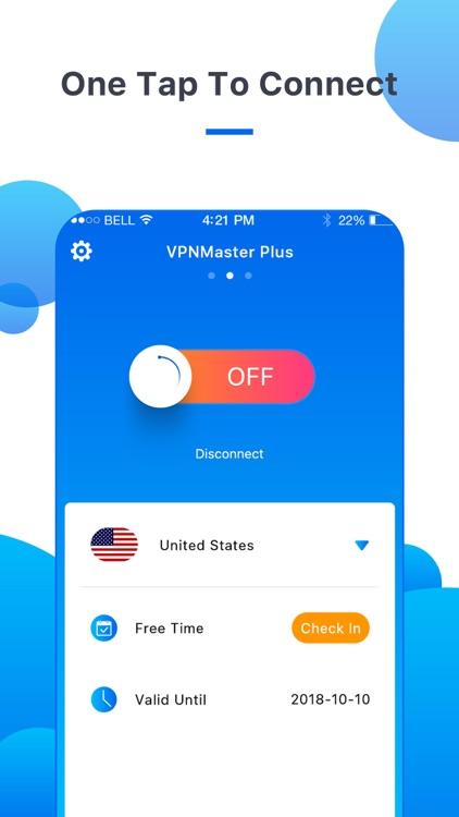VPN - VPNMaster Plus Unlimited