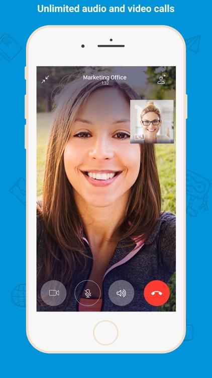 Solaborate HELLO Messenger screenshot-3