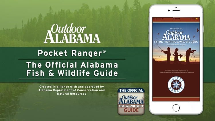 AL Outdoor Guide-Pocket Ranger