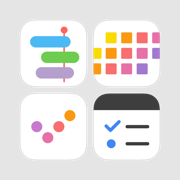 4 Productivity Apps by Picup Inc. (Todo list, Taskboard, Time Logger, Photo Calendar)