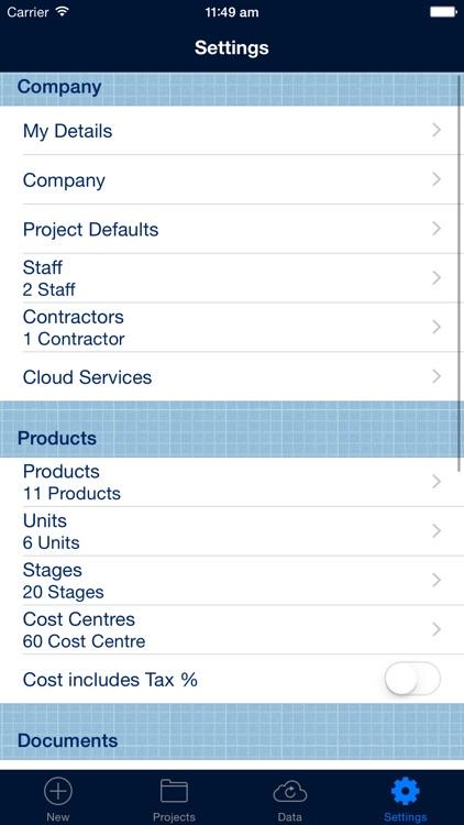 Site Boss screenshot-3