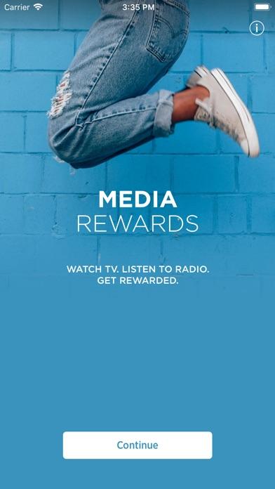 Media RewardsScreenshot von 1