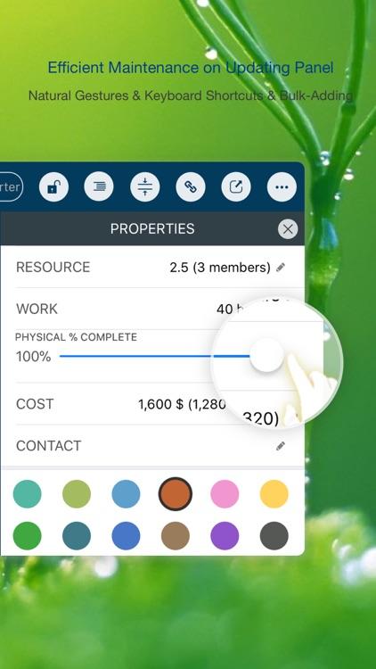 QuickPlan @ Project Management screenshot-4