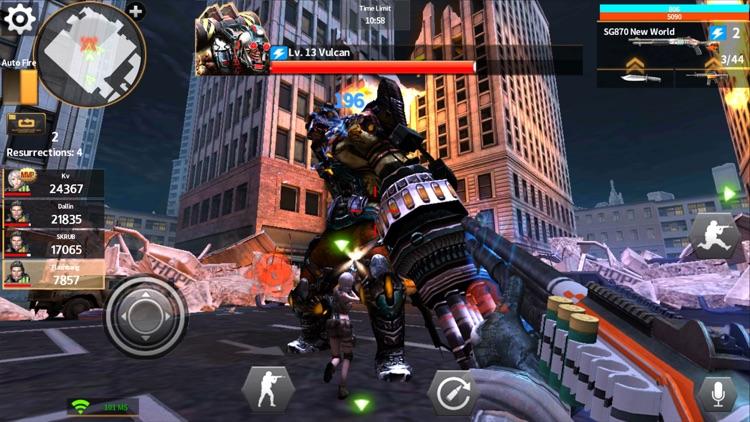 Fatal Raid screenshot-4