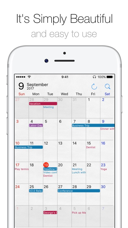 Calendar Op.2 screenshot-0
