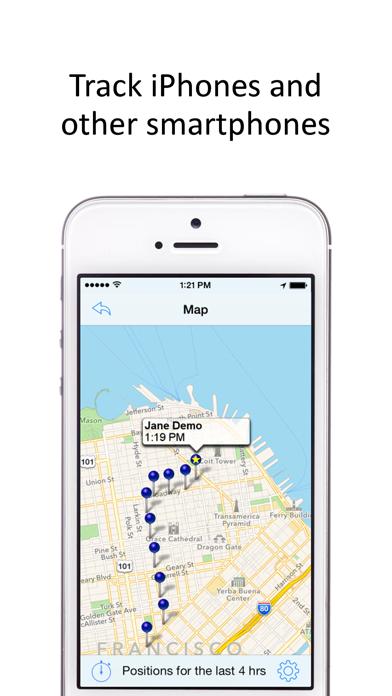 Gps Phone Tracker review screenshots