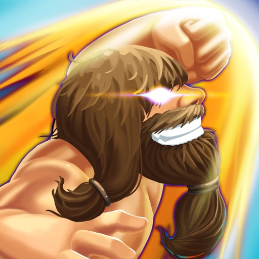 Angry BaBa: Hit & Far away icon