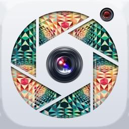 Kaleidoscope Camera for Instagram