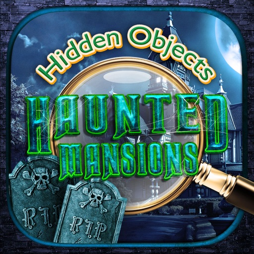 Hidden Objects Haunted Mystery Mansion Secret Time