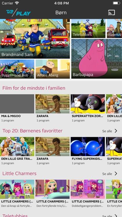 TV 2 Play screenshot-5