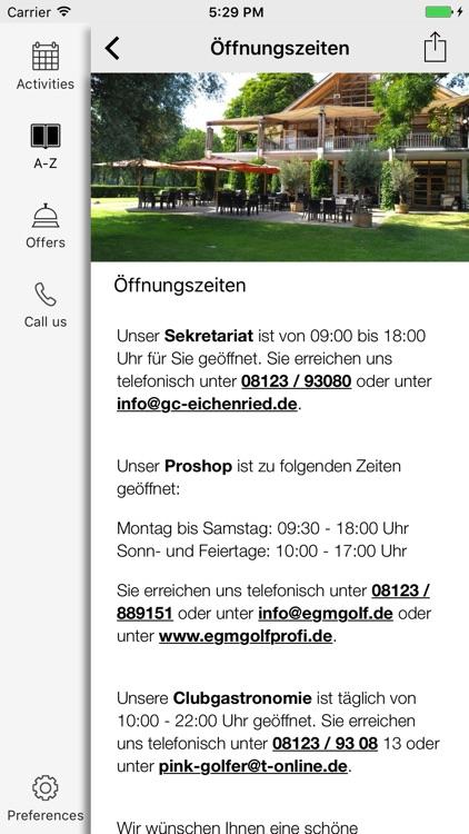 GC Eichenried screenshot-3