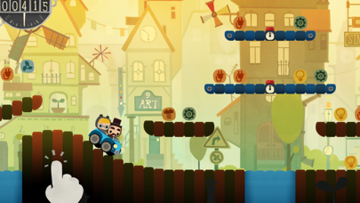 Screenshot #1 pour Bumpy Road
